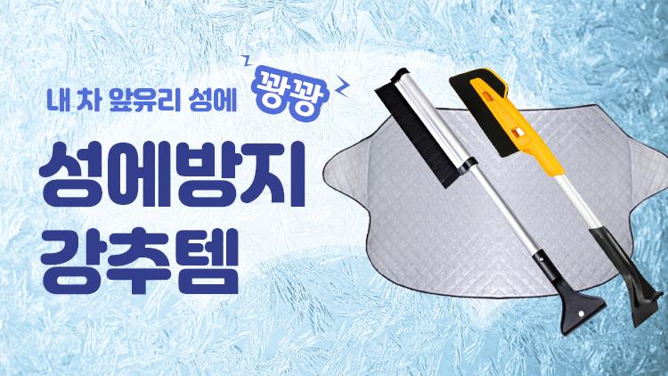 [입점사]성에방지강추템