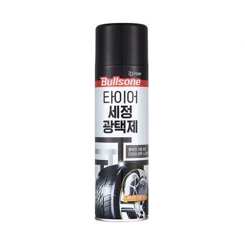[불스원] 타이어세정광택제 550ml