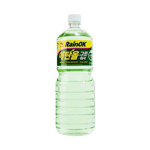 [불스원] 레인OK 에탄올 그린 워셔액 1800ml