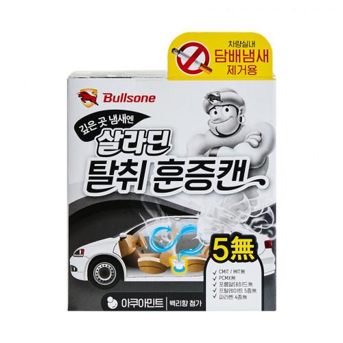 [불스원] 살라딘 훈증캔 담배냄새제거용