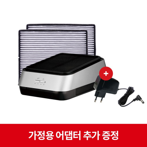[불스원] 프리미엄 차량용 공기청정기 스마트액션(필터 2개 포함)