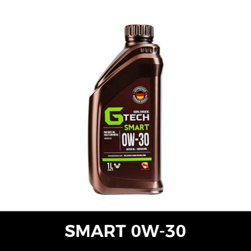 [불스원][G-Tech] 지테크 SMART 엔진오일(0W30-1L)
