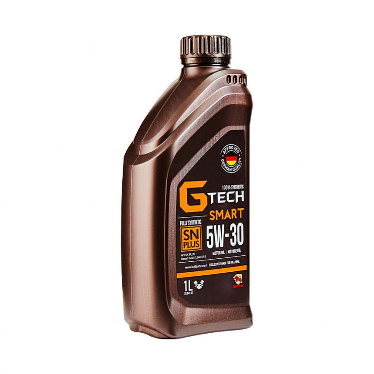 [불스원][G-Tech] 지테크 SMART 엔진오일(5W30-SN Plus 1L)
