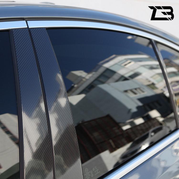 제트비 BMW 5시리즈 G30 카본 마스크 시트
