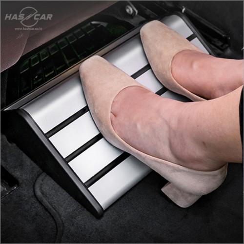 풋레스트 차량용 발받침 자동차 편의용품