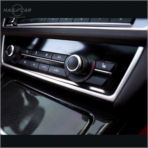 BMW 5시리즈 F10전용 센터페시아 크롬몰딩 악세사리