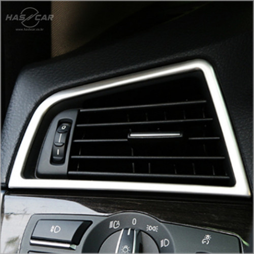 BMW 5시리즈 F10전용 사이드송풍구 크롬몰딩 악세사리
