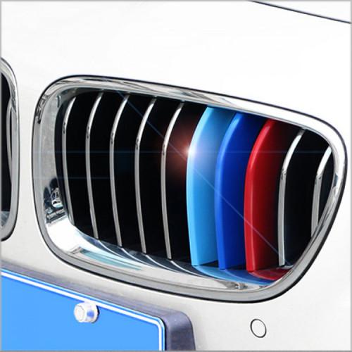 BMW X시리즈 M컬러 키드니 그릴 클립