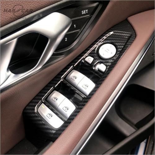 BMW 3시리즈 G20 윈도우스위치 카본몰딩 악세사리