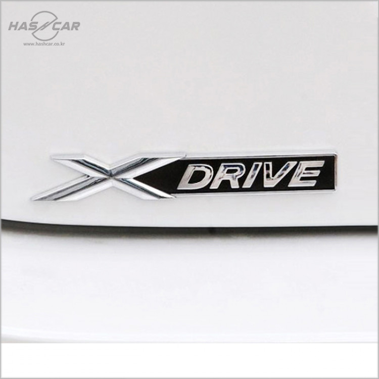 BMW X드라이브 XDrive 엠블럼 악세사리