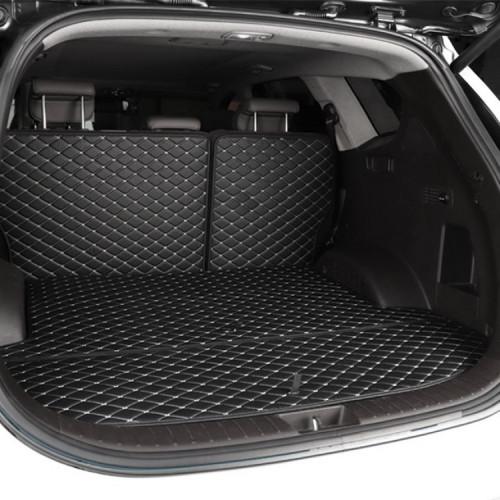 [메이튼] 전차종 4D 트렁크매트 + 2열 등받이 세트