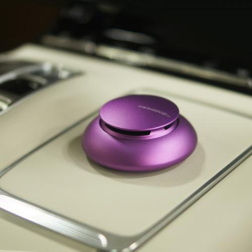 고급 차량용 방향제 자동차 디퓨저 카보노 프리미엄 [컬러:라벤더퍼플]