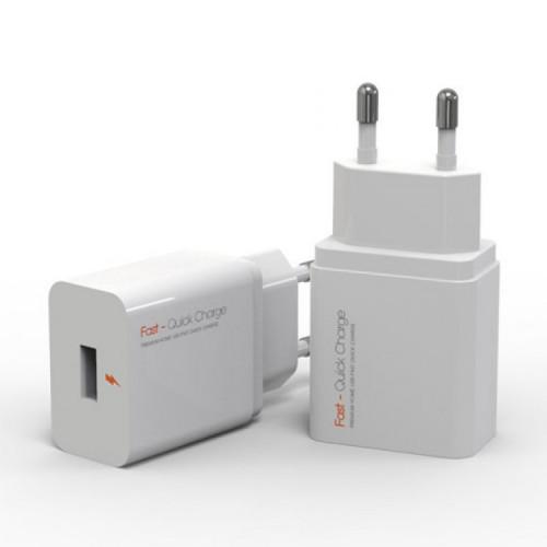 주파집 핸드폰 고속충전기 QC-JC100