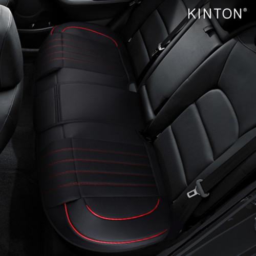 킨톤 차량용 5D타공 풀커버 가죽 쿠션 방석 (뒷좌석)