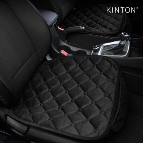 킨톤 킵히트 퀄팅 겨울 차량용 방석 1인용 1P
