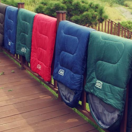 빈슨메시프 레아 침낭 기본형 사계절 가정용 캠핑 침낭